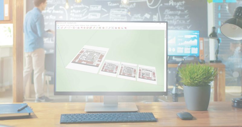 PDF2SKP – Plugin für SketchUp Pro 2020 - Demoversion - kostenlos testen